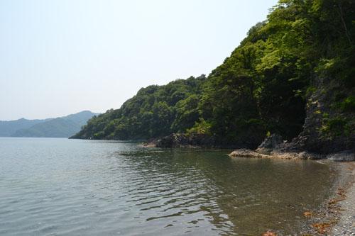泉海水浴場